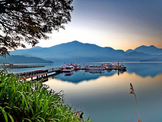 Overnight Sun Moon Lake, Puli & Lukang Tour