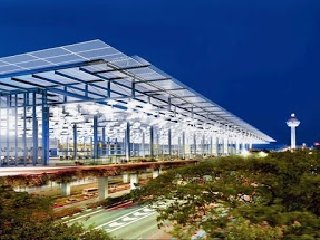 Changi Airport Singapore © A Google user