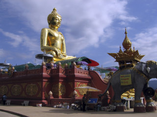 A Day to Chiang Rai and Golden Triangle