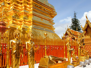 All Highlights of Chiang Mai In 1 Day