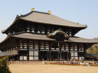Todaiji Temple Cultural Center © calltheambulance