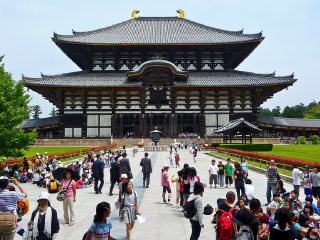 Todaiji Temple Cultural Center © SteFou!