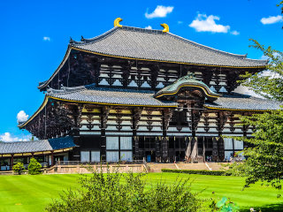 Todaiji Temple Cultural Center © inefekt69