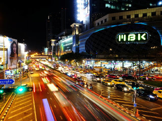 3 Days Unusual Bangkok Itinerary © Transformer18
