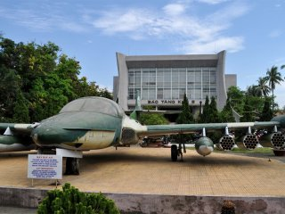 Ho Chi Minh Museum - Region V Military Branch
