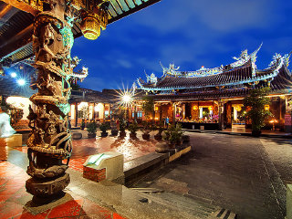 Suggested Itinerary for 5 Days in Taiwan © urbaguilera