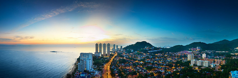 Fascinating adventures around Penang