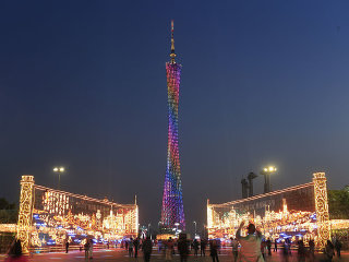 Canton Tower © Zhangzhugang