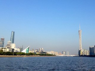 Canton Tower © Gzdavidwong