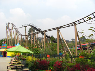 Chimelong Paradise © Roller Coaster Philosophy