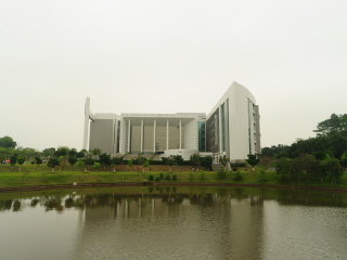 Guangzhou Higher Education Mega Center