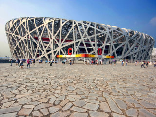 Half Day Private Tour: Olympic Stadium (Bike Tour)