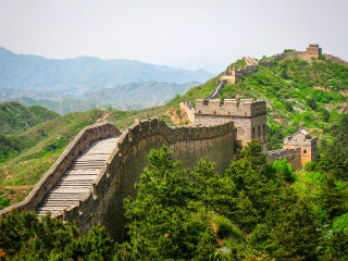 1 Day Bus Tour: Jinshanling Great Wall Hiking ( No shopping ) © beijinglandscapes