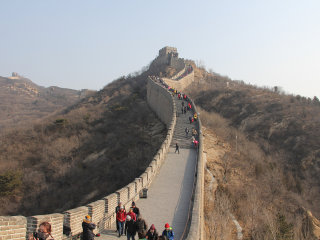 1 Day Bus Tour : Badaling Great Wall, Ming Tombs © beijinglandscapes