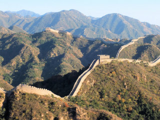 1 Day Bus Tour : Badaling Great Wall, Ming Tombs