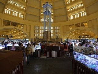 The Central Market (Psar Thmey)