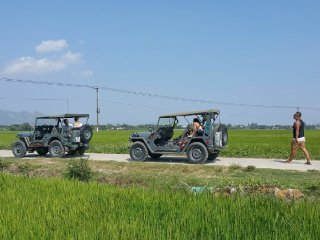 Nha Trang City Tour By Jeep 4x4
