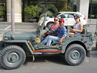 Nha Trang Countryside Tour By Jeep 4x4