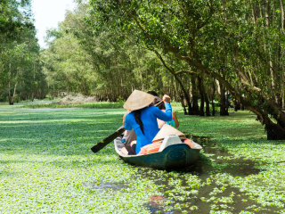 Cu Chi Tunnels & Mekong Delta Full Day Tour from Ho Chi Minh city
